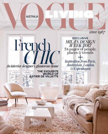 Greg Natale Milan Bisazza Design Vogue Living