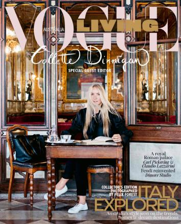 Vogue Living Colette Dinnigan Greg Natale